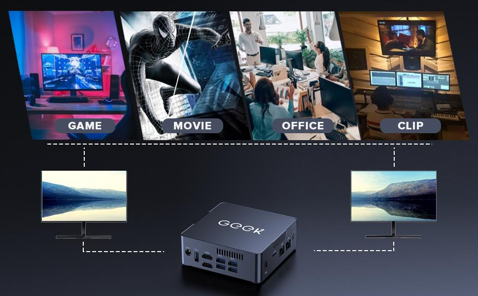 Mini Pc Used in Various Occasions