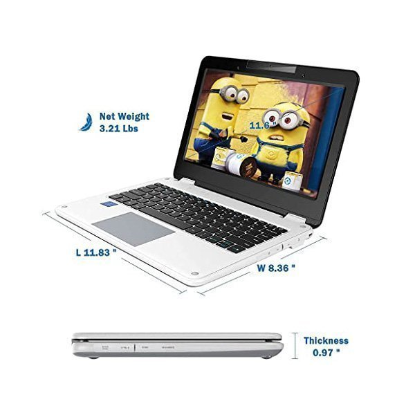 mini laptop weight and specifications